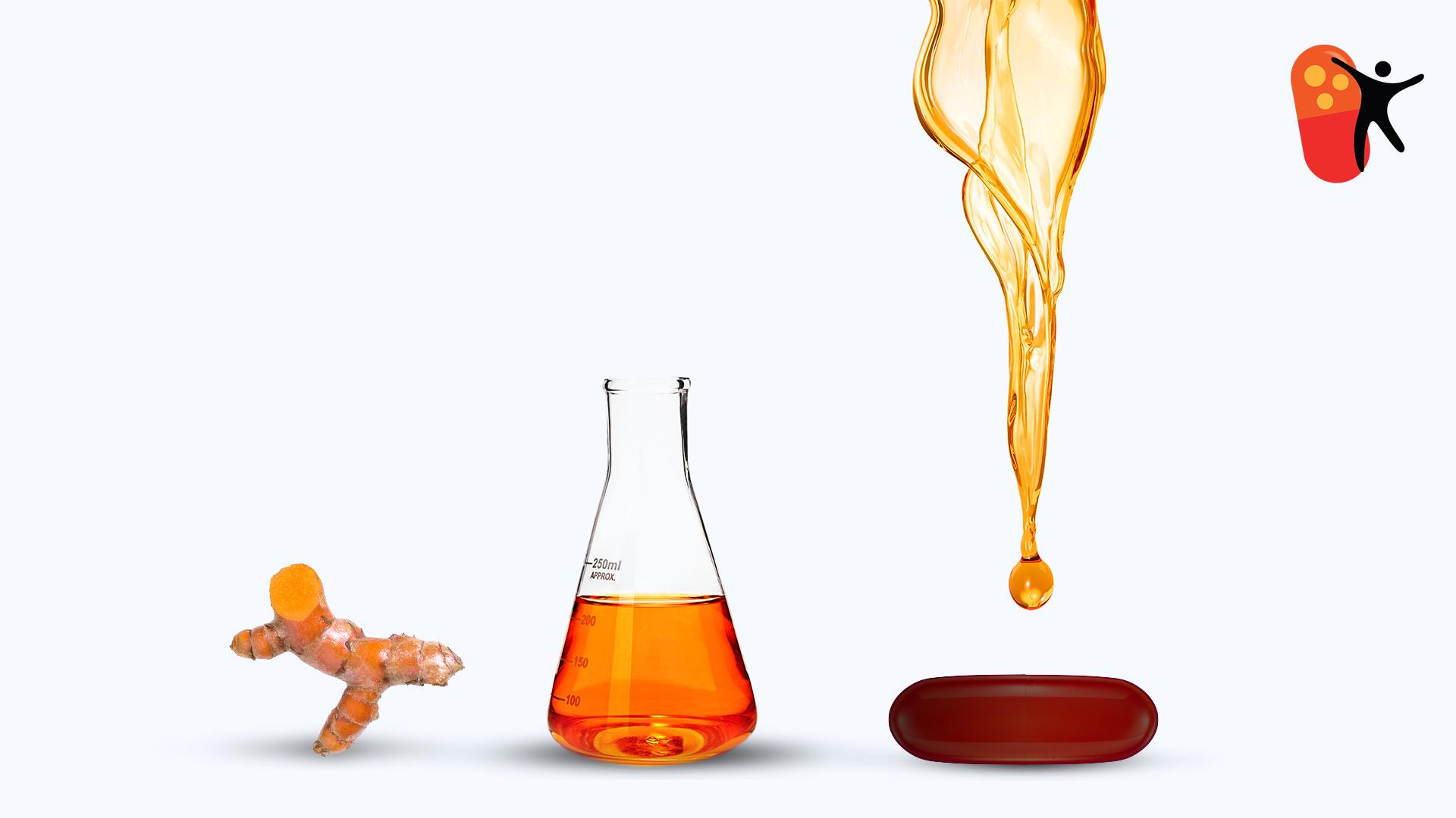 الطريقة الأمثل لتحقيق أقصى استفادة عند استخدام الكركمين السائل المستخلص من الكركم من بايوبنز