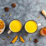 بيوبينز سوبر كركمين: البديل الأمثل للحليب الذهبي Golden Milk
