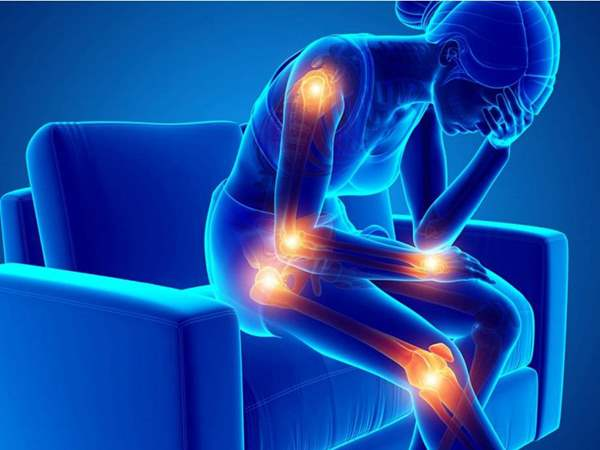 الكركمين لعلاج التهابات المفاصل
