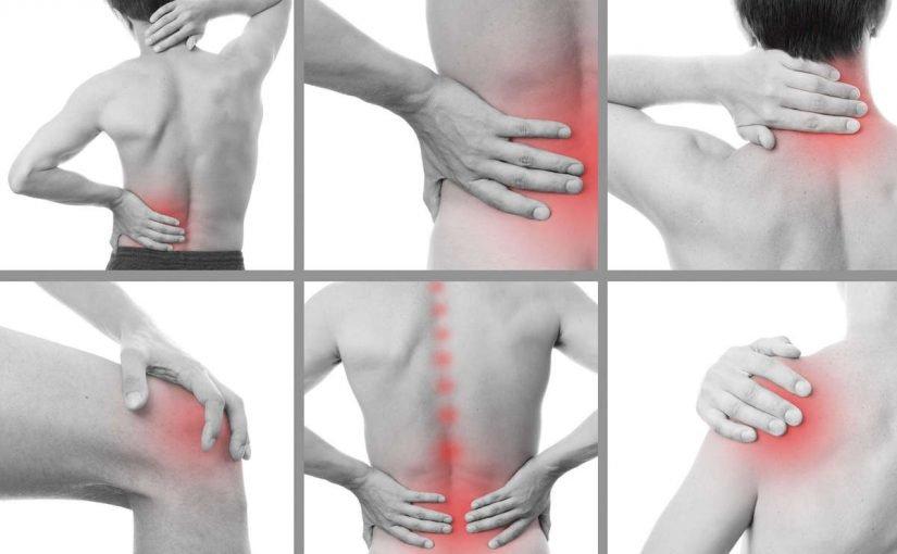 الكركمين السائل لعلاج الام العضلات